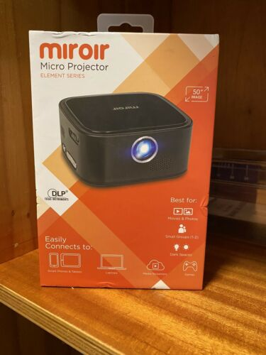 Miroir M29 - Element Series Micro Projector - Factory Sealed  - $58.88