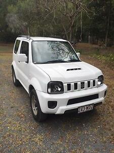 2015 Suzuki Jimny Wagon Kewarra Beach Cairns City Preview