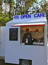 Highway Rest Area mobile Café Food Van Iluka Clarence Valley Preview