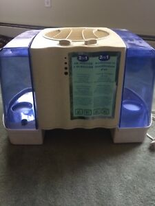Air purifier / humidifier Bemis DP3 200
