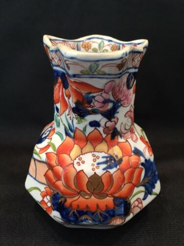 GREAT ANTIQUE IRONSTONE PITCHER