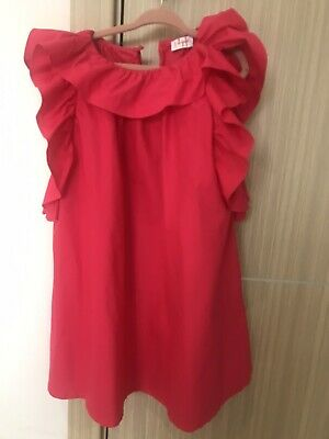 Il Gufo Girls Dress, Size 6, Pink, NWOT