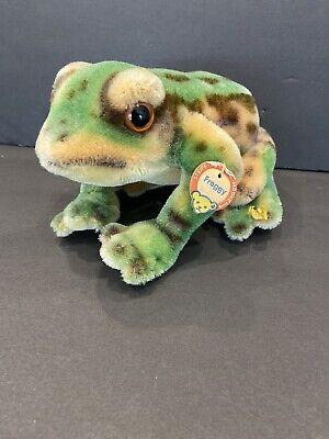 """Steiff Vintage Froggy All ID Art 2380/20 -5"""""""