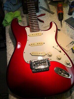 """1986 Fender Contemporary Stratocaster """"E"""" Series"""