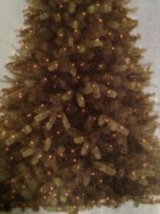 Looking for a 7' artificial tree