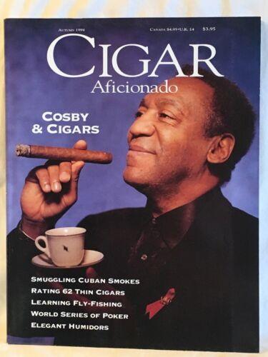 Cigar Aficianado Magazine Autumn 1994