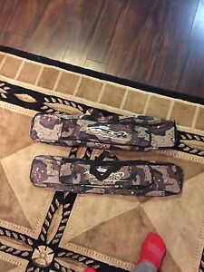 Camo gun bags/fishing pole bags