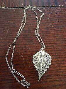 New York designed & made Silver Necklace Hawthorn East Boroondara Area Preview