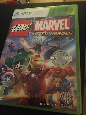 LEGO Marvel Super Heroes (Xbox 360) Video Games