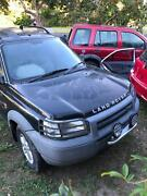 Landrover freelander TD4 ( 4 cyl Turbo Diesel) Bundoora Banyule Area Preview