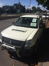 07 Holden rodeo diesel looking for a quick sale Maryville Newcastle Area Preview