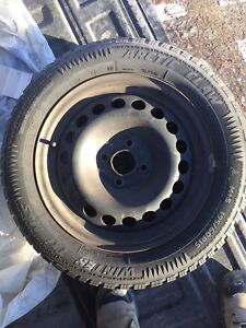 Four bolt arctic claw winter tires