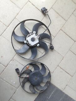 Vw mark 5 , Radiator fans (Volkswagen )