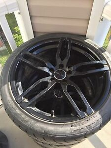 Rims and tires 225/40/18 inch