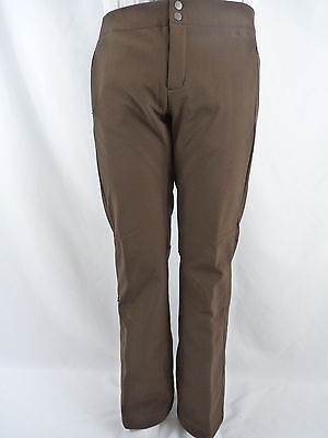 The North Face Women's STH Pants Slim Flare Fit Brownie Brown NWOT $149 Size XL  ()