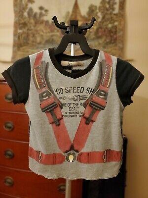 John Galliano Kids T Shirts Size 4