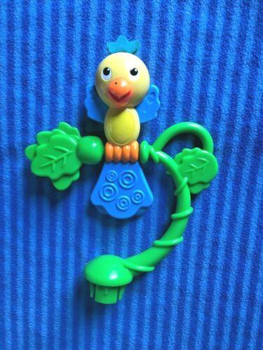 Baby Einstein Around the World Exersaucer Spinner Bird Toy  Replacement Part