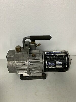 Yellow Jacket 93560 Super Evac 6 Cfm Vacuum Pump