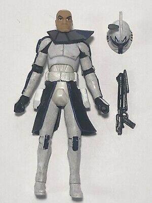 Star Wars CAPTAIN REX The Clone Wars Arc Trooper TCW Figure Dirty Armor 501st 4