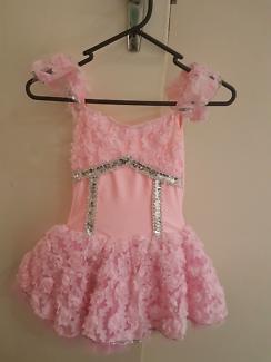 Pretty Pink Ballet Dress