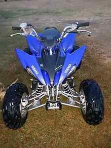 2012 250cc Yamaha Raptor Warrill View Ipswich South Preview