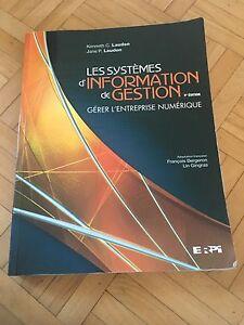 Les systemes d'information de gestion 3e édition
