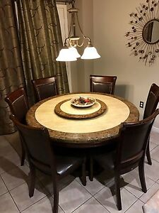 Moving Sale - Dining Set and Sofa Set
