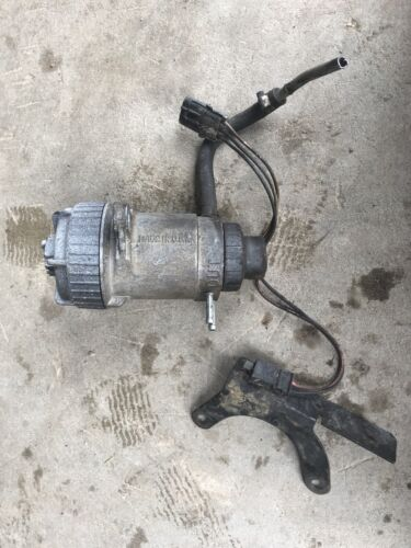 diesel fuel filter housing - chevy / gmc 6 5 liter turbo charged 1993-2000