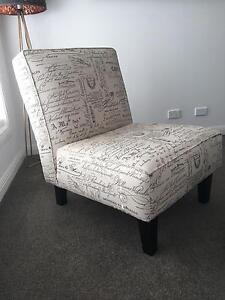 Upholstered Armchair Cecil Hills Liverpool Area Preview