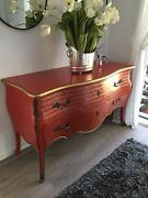 Beautiful red drawers Southport Gold Coast City Preview