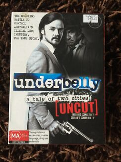 Underbelly a tale of two cities  Southport Gold Coast City Preview