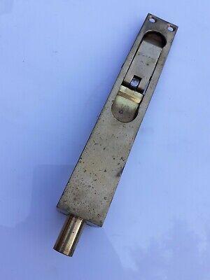 Vintage Solid Brass 6