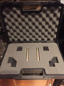 Rode NT5 Microphones - Matched pair