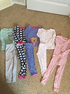 4T Girls PJ Lot - Carter's/Old Navy/Gap - great cond