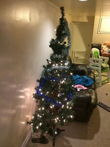 6' Artificial Christmas Tree