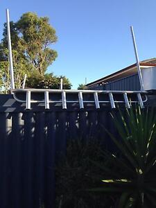 Alumnium hard top with rod holders Hillarys Joondalup Area Preview