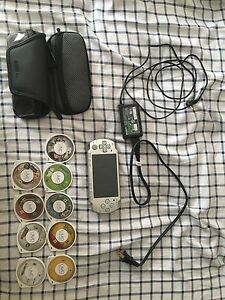 PSP 3000 Package, with no Battery MUST BUY ALL