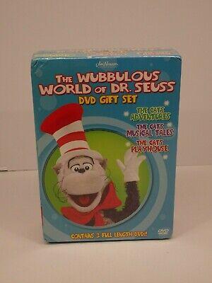 Jim Henson's: The Wubbulous World Of Dr. Seuss DVD Gift