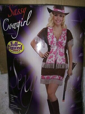 Sassy Cowgirl Cosplay Halloween Costume Adult Plus Size Up To 22 .