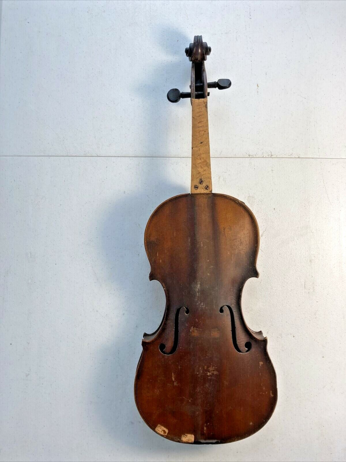 DONOHUE HENNEBERRY CO. 1890 Antique Finely Made VIOLIN 11 - $9.39