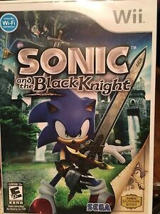 Sonic game for Wii