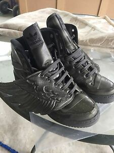 Addidas Jeremy Scott size 9s