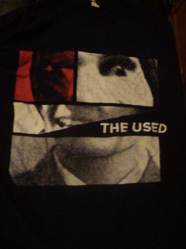 Awesome The Used Band T-Shirt, Size XL, Great Condition!