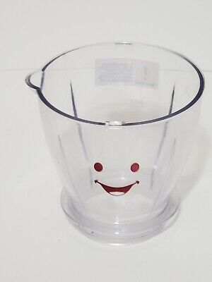 Baby Bullet BB-101 BB-101S Food Blender Replacement Batch Bowl Pitcher Container
