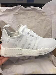 Brand new Adidas NMD triple white Geelong Geelong City Preview