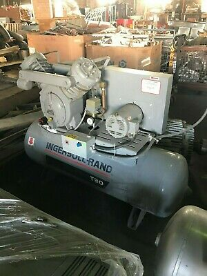 Ingersol Rand T30 5hp Air Compressor