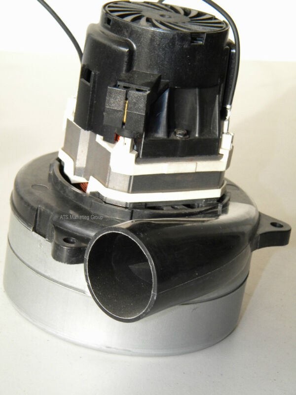 Carpet Cleaning - Extractor 2-Stage Vac Motor