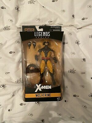 Marvel Legends X-Men Wolverine Juggernaut wave BAF New