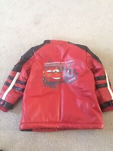 Cars jacket size 3t