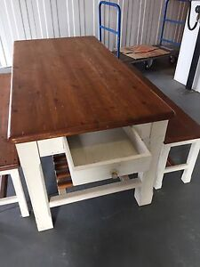 French provincial style picnic table Googong Queanbeyan Area Preview